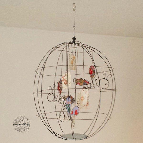 Cage Zanboure