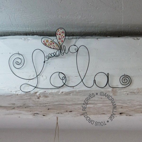 Ecriture Lola