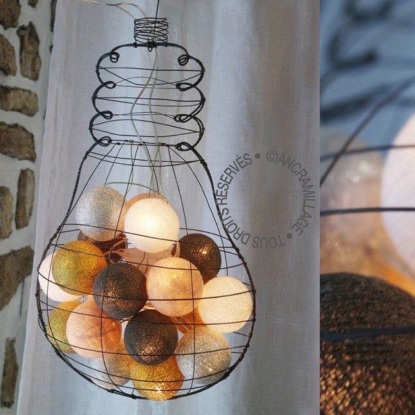 Ampoule géante